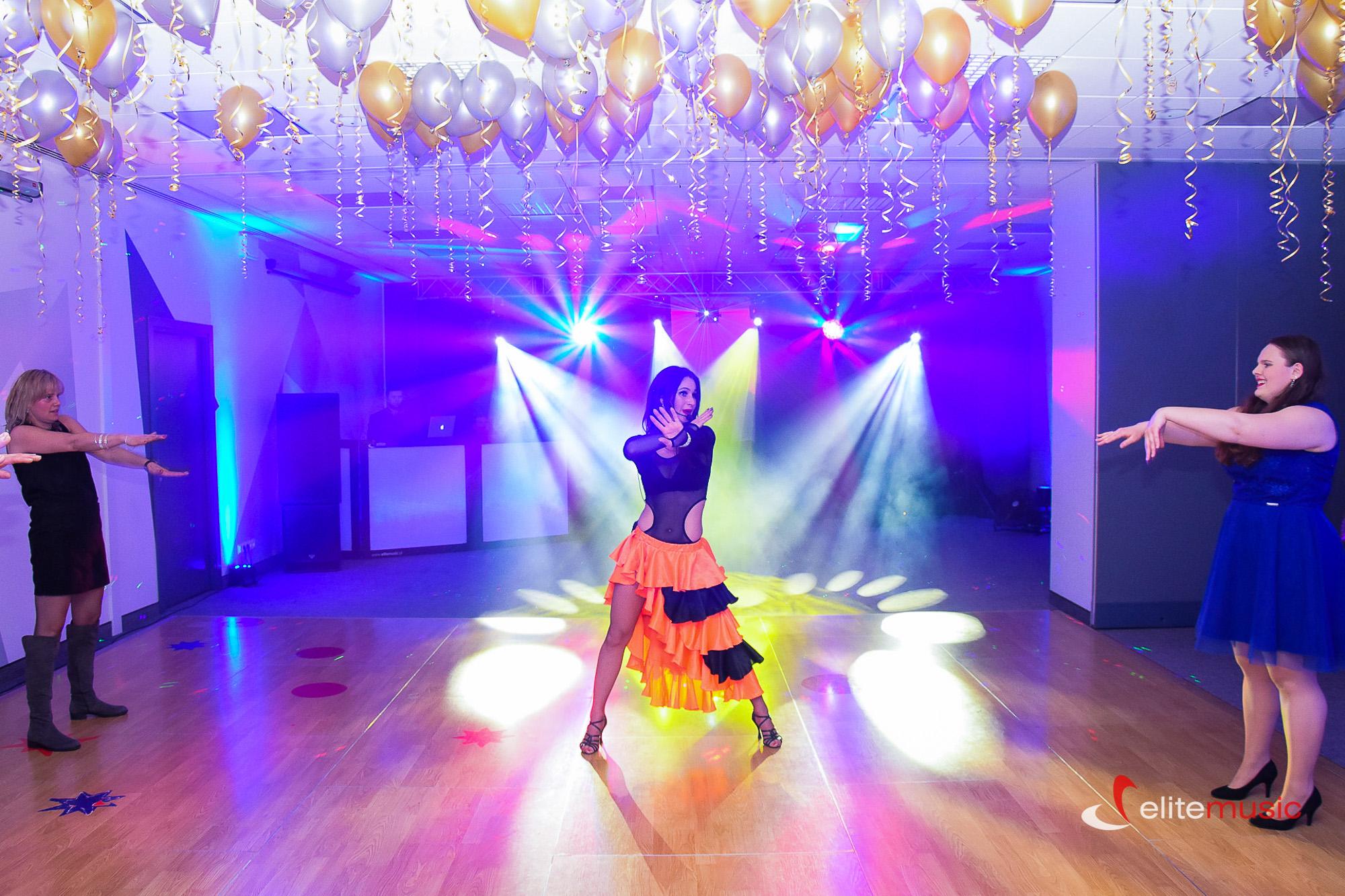 pokaz tańca Gdynia
