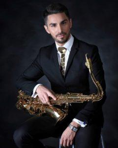 felipe saksofonista